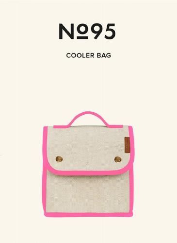 LUNIFORM N°95米粉配色保冷袋,NT$ 14,000。