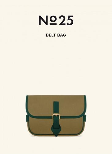 LUNIFORM No°25腰包,NT$21,200。。-5