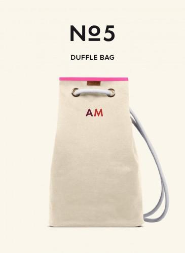 LUNIFORM No°5行李袋,NT$21,000。-4