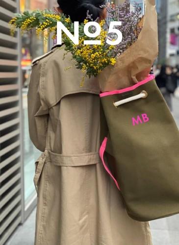 LUNIFORM No°5行李袋,NT$21,000。-8