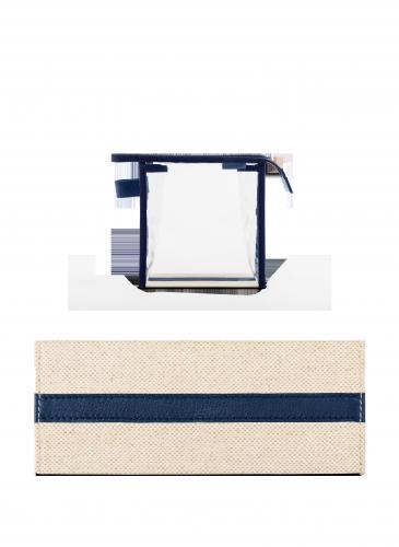 LUNIFORM No°76透明旅行袋,NT$8,800。-1