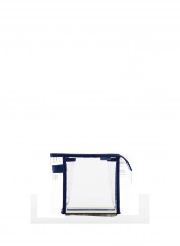 LUNIFORM No°76透明旅行袋,NT$8,800。-2