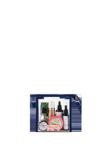 LUNIFORM No°76透明旅行袋,NT$8,800。-3
