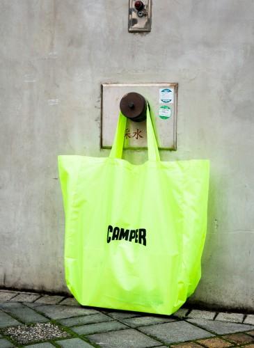 即日起,凡購買CAMPER 2020春夏季全新鞋款,滿萬元即可獲得一個CAMPER本季全新推出的「CAMPER Fluorescent Bag」超大型螢光黃色購物袋!-1