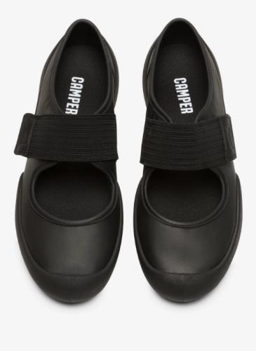 CAMPER 2020春夏全新款Sako黑色開放式套穿鞋,NT$6,980。(女鞋)3