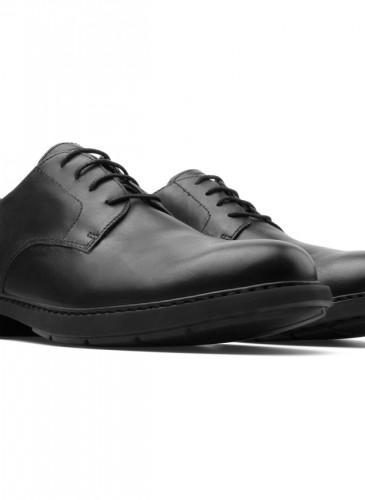 CAMPER Neuman黑色皮鞋,NT$7,280。(男鞋)-2