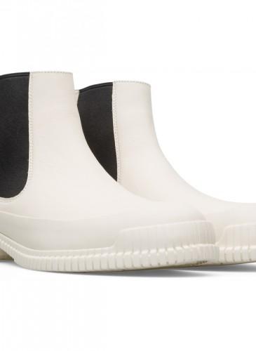 CAMPER Pix系列黑白拼色休閒靴,NT$9,280。(男鞋)-2