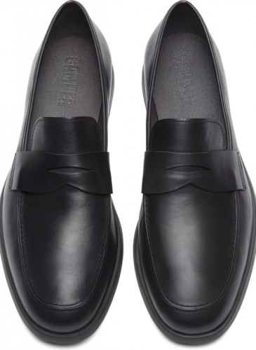 CAMPER Truman黑色樂福鞋,NT$6,680。(男鞋)-1