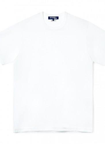 JUNYA WATANABE MAN背後魚圖騰T-shirt正面,NT$7,500。(團團選品)