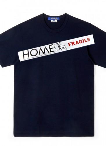 JUNYA WATANABE MAN Home藍色T-shirt,NT$7,500。(團團選品)