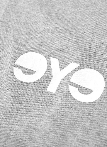 JUNYA WATANABE MAN X MERZ B. SCHWANEN EYE LOGO灰T-shirt,NT$8,800。(團團選品)-2
