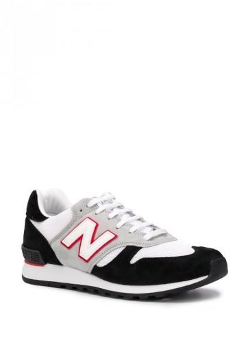 Junya Watanabe Man X New Balance 670黑白灰配色休閒鞋,NT11,800。(團團選品)-2
