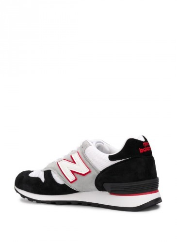 Junya Watanabe Man X New Balance 670黑白灰配色休閒鞋,NT11,800。(團團選品)-3