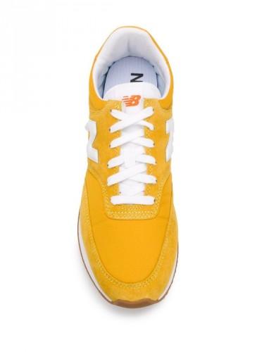 Junya Watanabe Man X New Balance Comp 100黃灰配色休閒鞋,NT11,800。(團團)-2