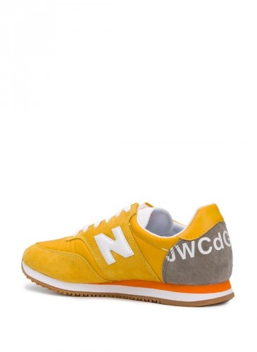 Junya Watanabe Man X New Balance Comp 100黃灰配色休閒鞋,NT11,800。(團團)-3