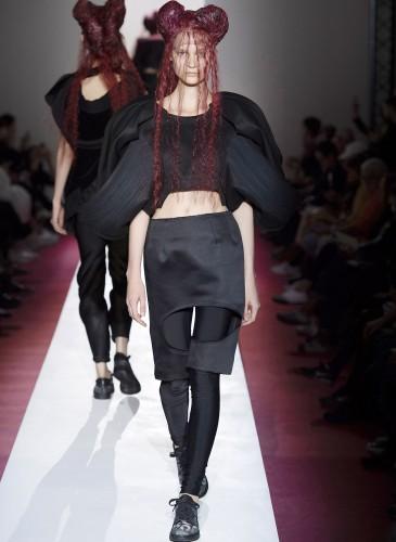 fashion week, pret a porter 2020, Paris, comme des garçons