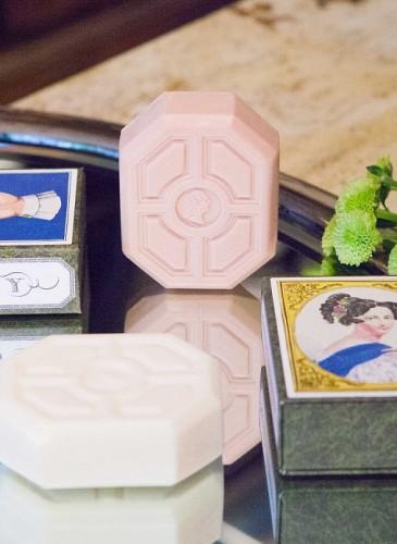Buly 1803潔膚皂,NT$1,240。(情境)