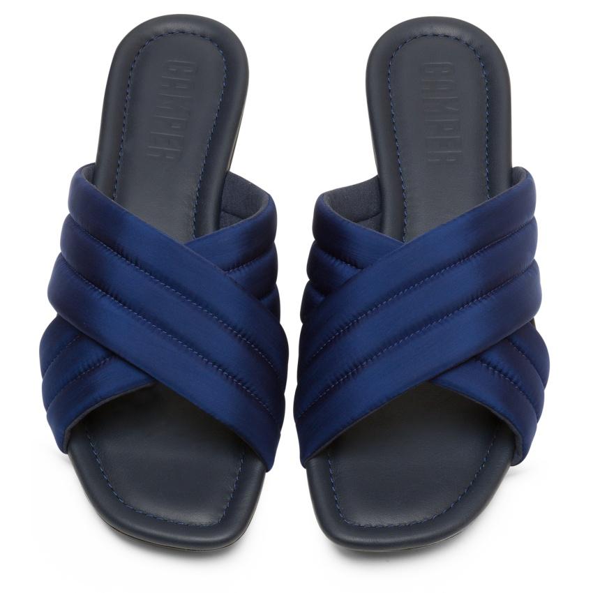 CAMPER深藍色Myra Sandal,NT$5,180。-1