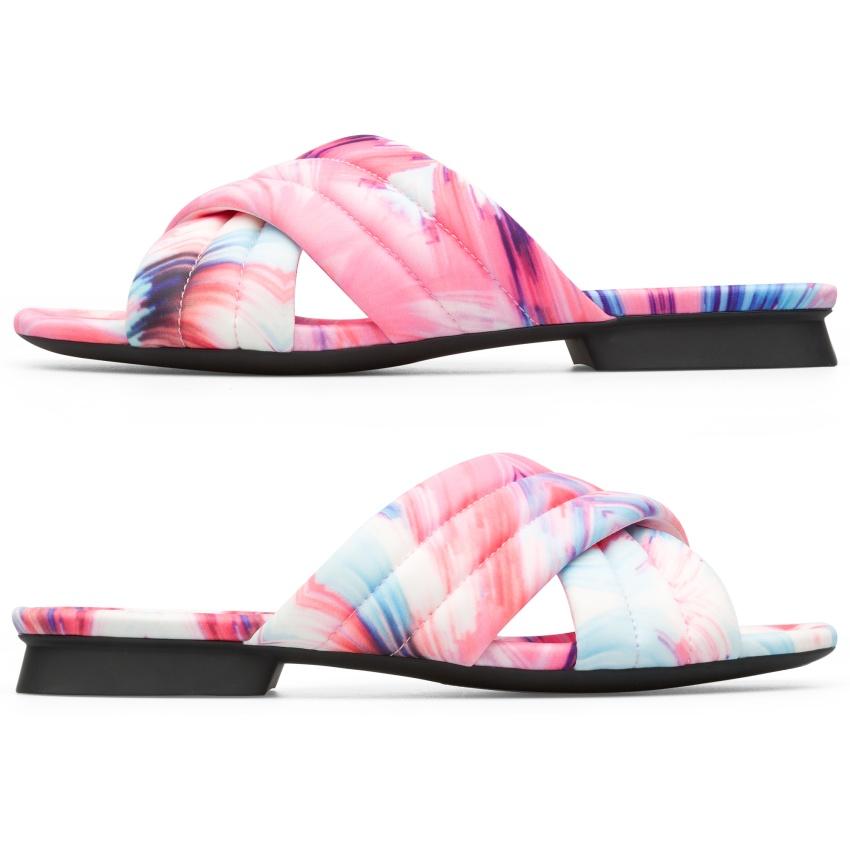 CAMPER粉彩色Myra Sandal,NT$5,180。-3