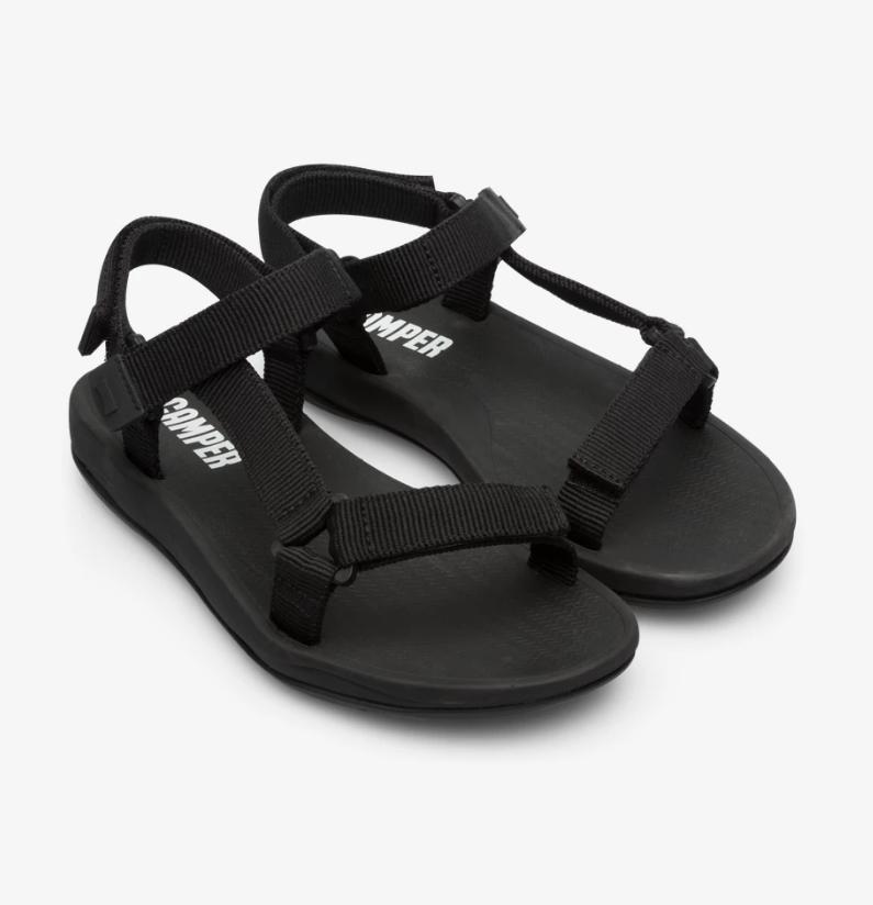 CAMPER黑色Match涼鞋 ,NT$4,280。(女鞋)-1