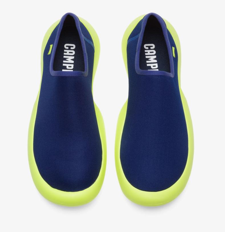 CAMPER ABS螢光黃鞋底襪套鞋,NT$7,680。(男鞋)-3