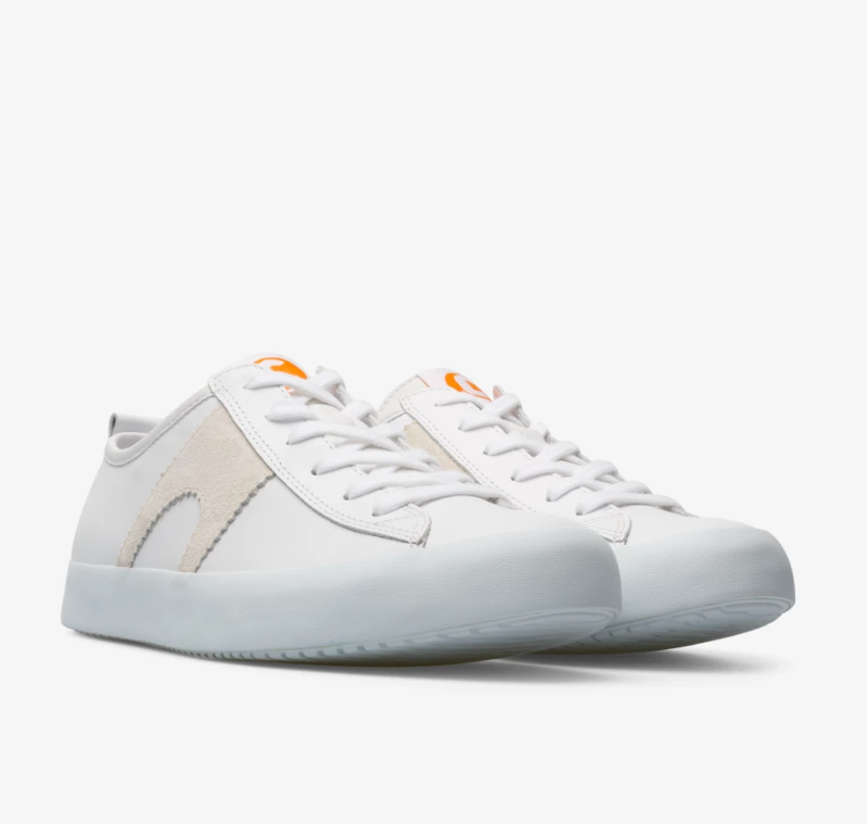CAMPER Imar Copa系列白鞋,NT$5,580。(女鞋)1