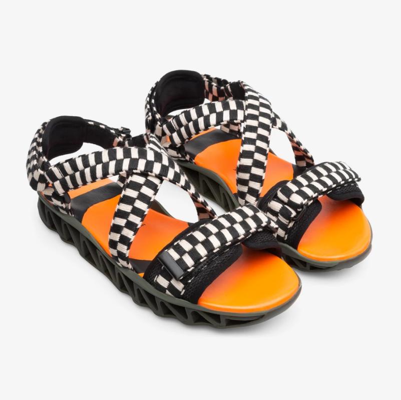 Camper Together Bernhard Willhelm聯名系列涼鞋,NT$11,480。(男鞋)-1