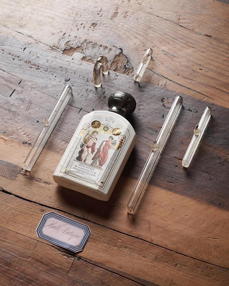 BULY 1803天然純淨的香氛舒緩精神 讓人全身徹底放鬆釋壓