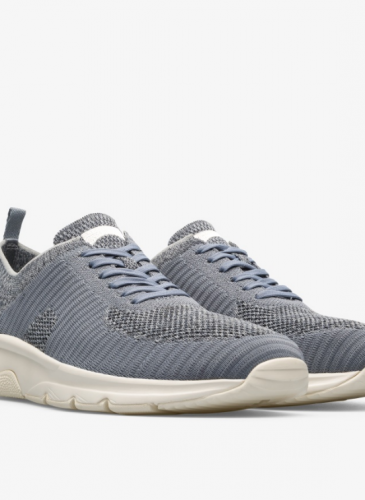 CAMPER Drift灰色編織休閒鞋,NT$7,280。( 男鞋)-1
