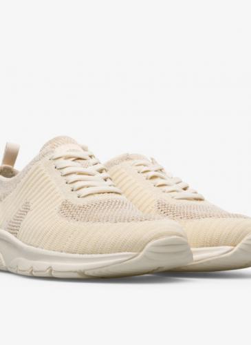 CAMPER Drift米白色編織休閒鞋,NT$7,280。( 女鞋)-1