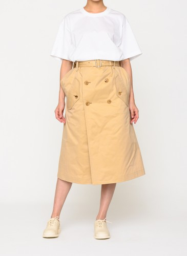 Comme Des Garçons Junya Watanabe T-Shirt Dress,NT$37,800。(團團選品) 形象