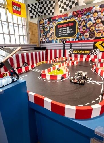 樂高Level up想像力大作戰「樂高方程式賽車」