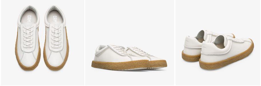 CAMPER Bark系列休閒鞋