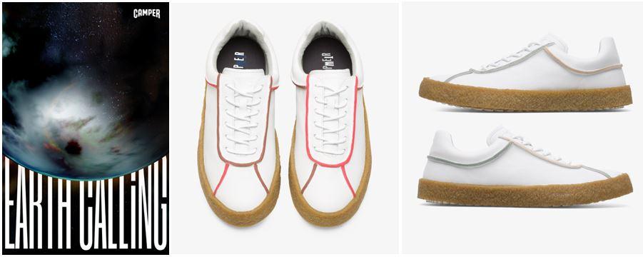 全新推出復古運動感休閒鞋—「Bark」系列 層次分明、乾淨自然、輕量輕快的中性風格 最適情人共同搭配的新經典良品鞋履!