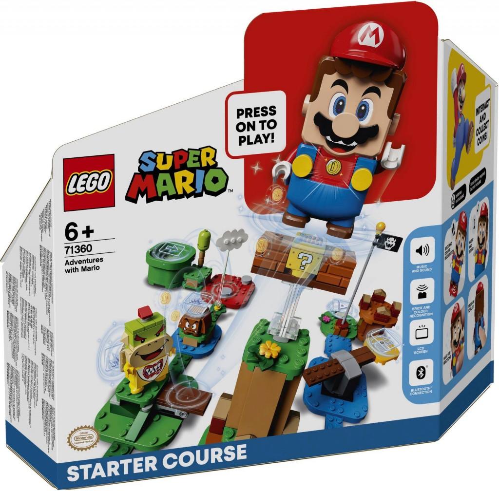 LEGO 71360瑪利歐冒險主機