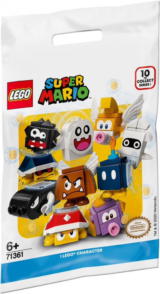 LEGO 71361 角色組合包
