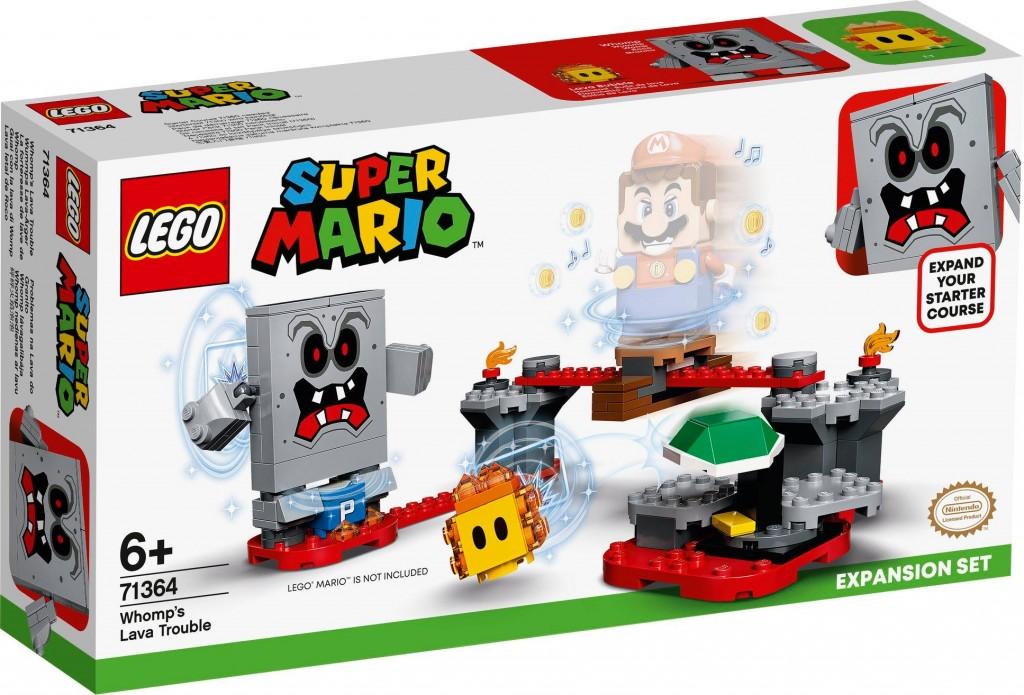 LEGO 71364 砰砰的熔岩之亂