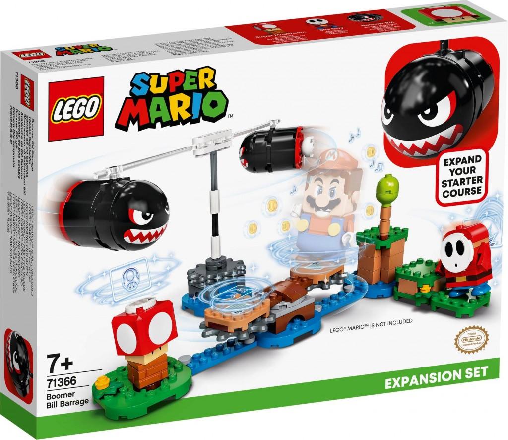 LEGO 71366 大炮彈刺客