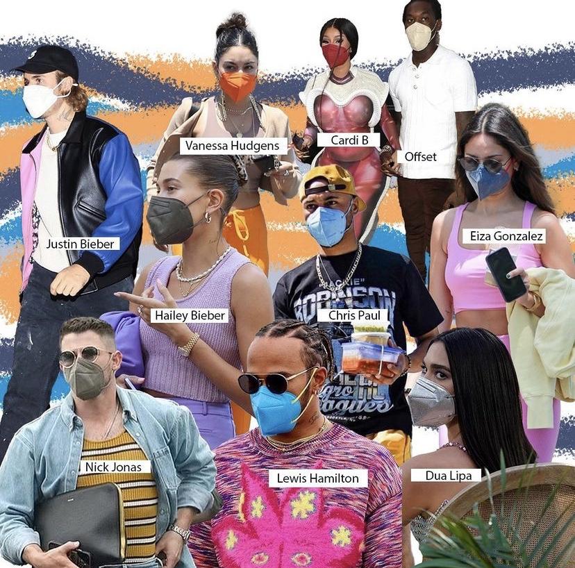 備受好萊塢明星與各界時尚名人寵愛,Justin Bieber、Hailey Bieber、Vanessa Hudgens、Cardi B、Offset、Eiza Gonzalez、Chris Paul、Nick Jonas、Lewis Hamilton、Dua Lipa配戴 KAZE Original 系列。(圖片:DorazioPR Ins